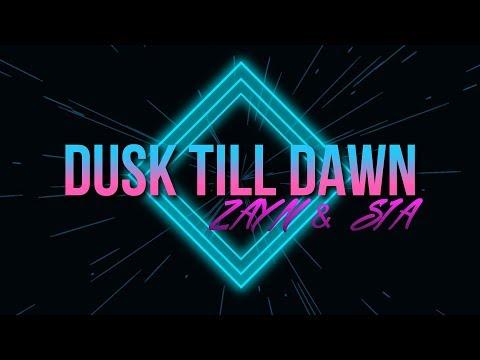 ZAYN - Dusk Till Dawn Ft. Sia (Karaoke) (Official)