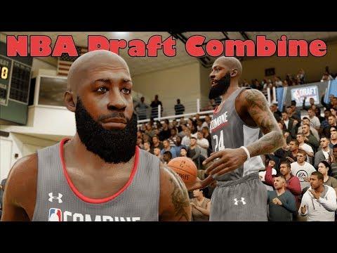 NBA Live 18   NBA Draft Combine   Tryna Buy Mama a House