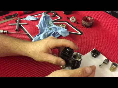 How to look after your Reds Engine, Check and Maintain.