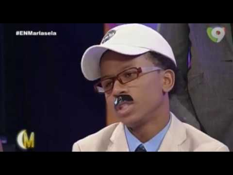 Entrevista al Presidente Danilo Medina (Parodia) (1/2) -  Esta Noche Mariasela