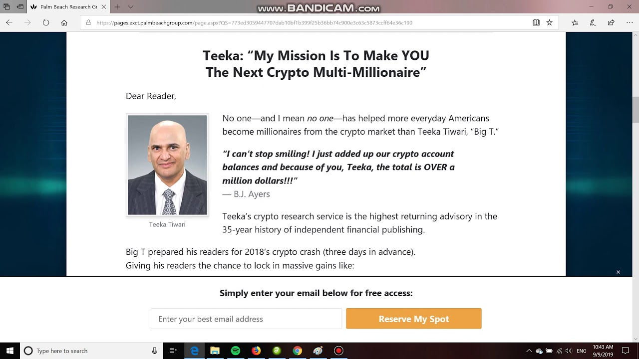 palm beach confidential cryptocurrency