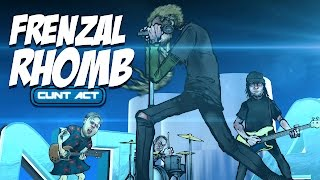 Frenzal Rhomb: Cunt Act [OFFICIAL MUSIC VIDEO]