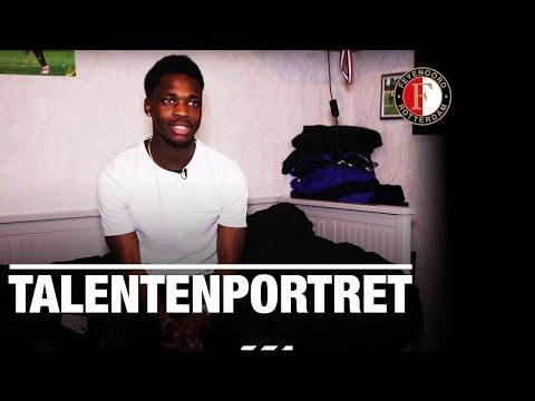 Talentenportret: thuis bij Cheick Touré