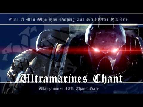 Chaos Gate OST #005 - Ultramarines Chant | Warhammer 40K Soundtrack Music