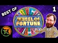 The Very Best Of Wheel Of Fortune | Part 1 | Ah | Achievement Hunter