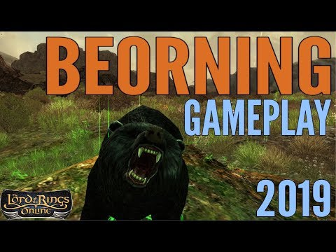 LOTRO: Beorning Gameplay 2019 – ALL Specs (Lord of the Rings Online)