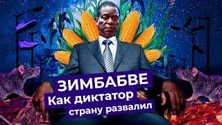 худший город мира! Африканская нищета в Зимбабве