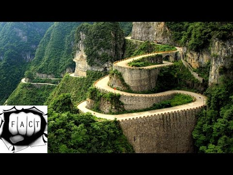 Top 10 Spectacular Roads Must Drive Before Die