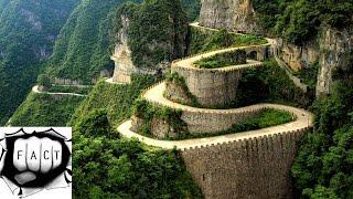 Top 10 Spectacular Roads Must Drive Before Die