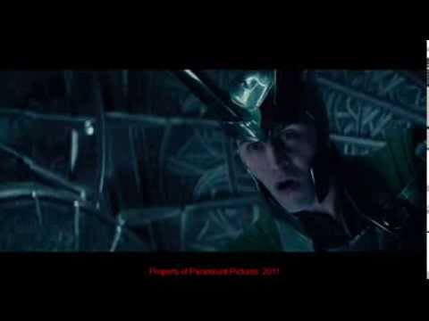 Loki (Tom Hiddleston) best scene from THOR (2011)