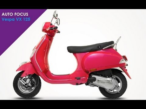 Piaggio Vespa VX 125 Kerala Launch | Price | Colours | Mileage | News |  Report | Review Malayalam