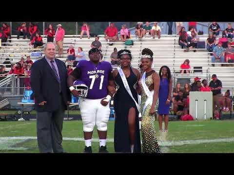Monroe Area High School Homecoming 2017