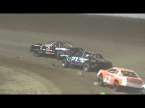 07 01 2016 Stockcar 30 Lap Feature