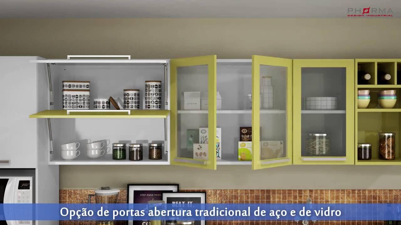 Armario De Cozinha Itatiaia Vivace Beautiful Gabinete De Cozinha