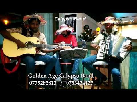 Sri Lankan Calypso Band 0775282813 Golden age calypso band