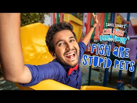 EIC: Fish Are Stupid Pets - Sahil Shah Stand-up