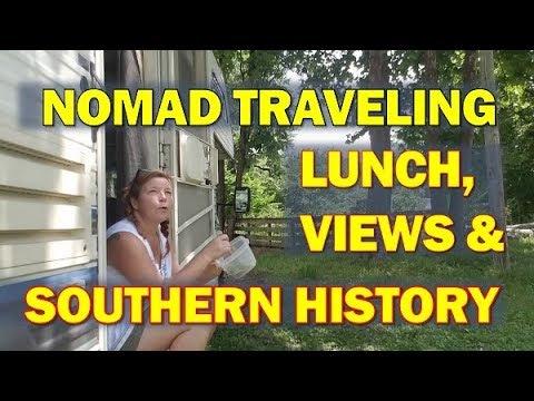 It's a Travel Day: Breakfast in Kentucky, Lunch in Tennessee!