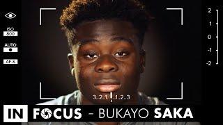Get to know... Bukayo Saka | Arsenal Academy