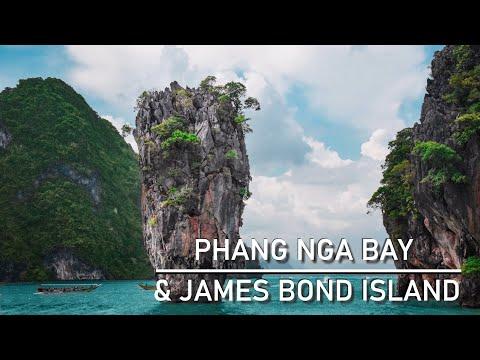 Phang Nga Bay & James Bond Island