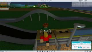 theme park tycon 2 roblox #1 - the beginning of my park