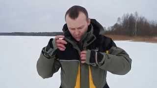 Костюм для рыбалки, зимний NORFIN Arctic и Arctic Red.