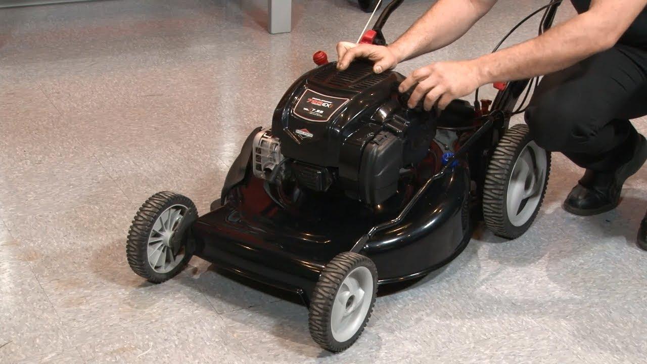 Why Isn't My Petrol Lawnmower Starting? | Gardenlines