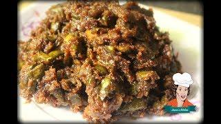 জলপাইয়ের ঝাল মিষ্টি আচার //Jolpai Achar Bangladeshi //