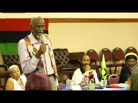 Dr. Sebi speaks at U.N.I.A Convention,