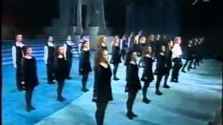 Riverdance 神がかった一体感のタップダンス集団