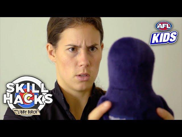 Skill Hacks with Libby Birch | Kicking