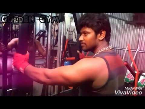 Tamil gym motivation song....