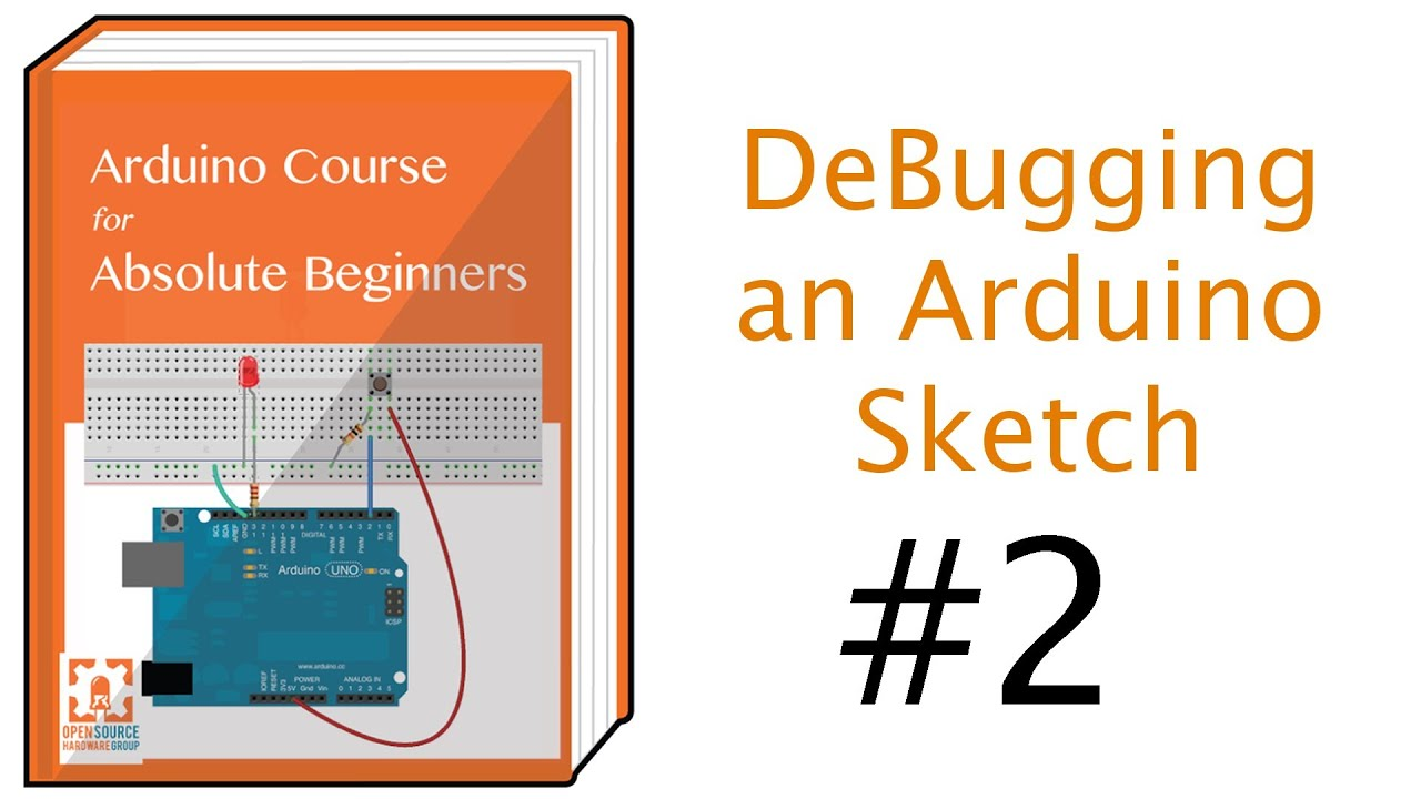 Debugging an arduino sketch the devil is in
