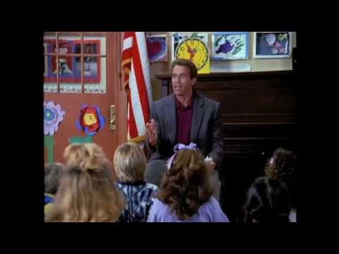 Kindergarten Cop (2/5) Best Movie Quote - Who is Your Daddy and What Does He Do (1990)