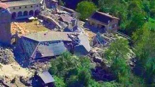 Terremoto Italia Roma 2017  Earthquake  rome Hits Italy