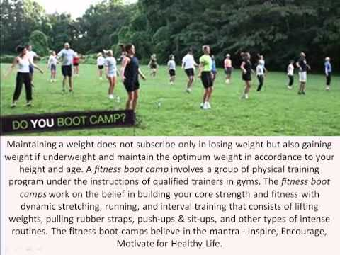Weight Loss Plans / Fitness Boot Camps in Austin Tx