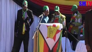 Mnangagwa shocks the Zim White Community WATCH