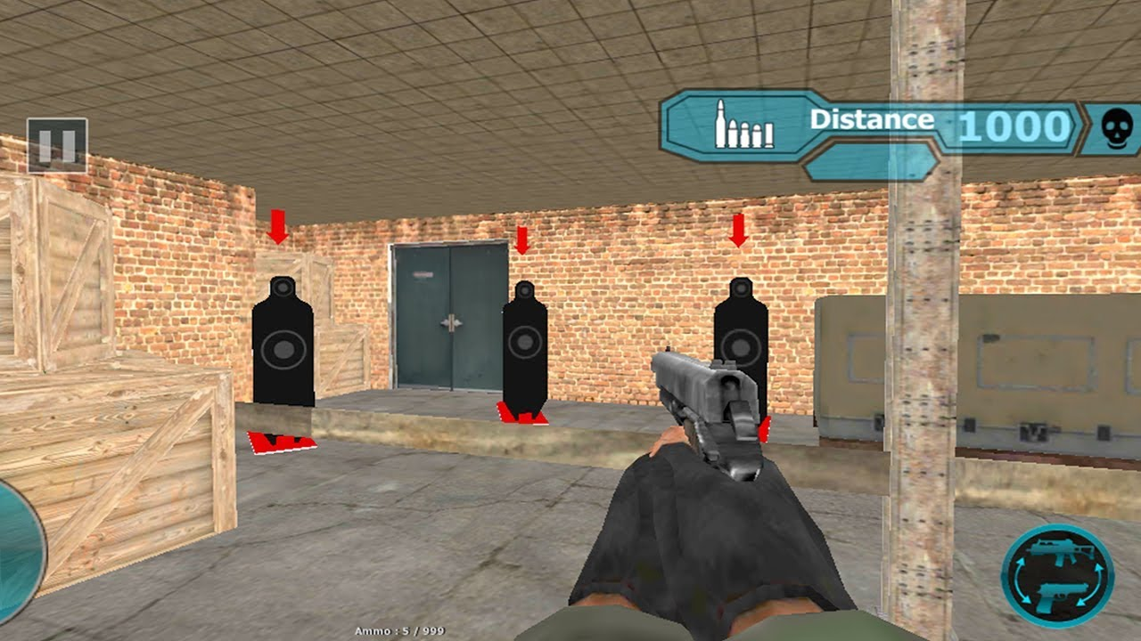Commando IGI Gun Shooter 3D (by The Games Link) Android Gameplay [HD]