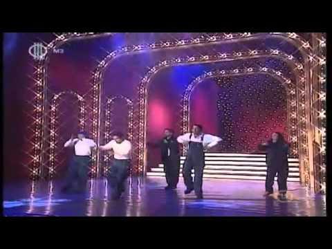 Hip Hop BoyzMa éjjel táncolnékTop Show