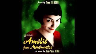 amelie original soundtrack 16 la redécouverte