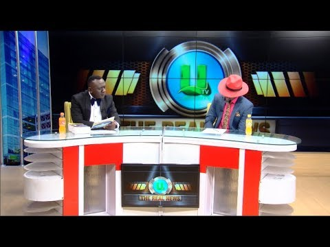 Kwabena Marfo Joins Akrobeto To Present The REAL NEWS  - S2 E38