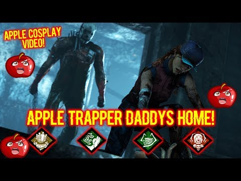 Apple Trapper Daddys Home! Apple Cosplay - Dead By Daylight