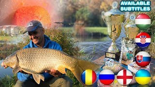 Champion Baits and Groundbaits  A movie by Gábor Sipos