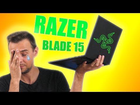 RAZER МЕНЯ ДОВЕЛ 😰🤬😢 - Обзор Razer Blade 15 2019 года