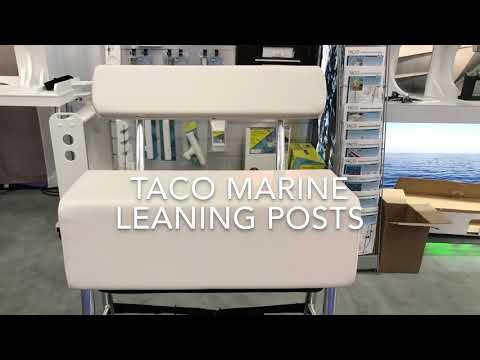 TACO Marine Leaning Posts with Bill Kushner