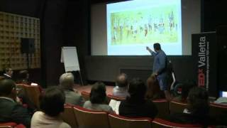 TEDxVALLETTA - Nitten Nair - Innovation, Inspiration and Indian Mythology