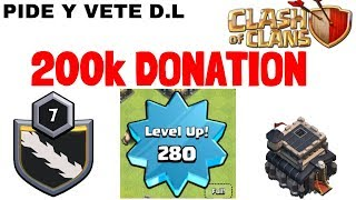 20 LEVEL LEFT😍🔥 | Lets play clash of clans👌🤟 | Req n Leave | Req N GTFO