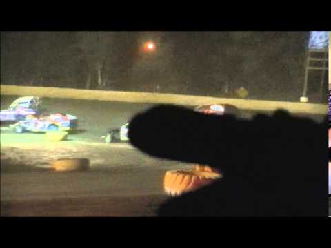 Dan Wheeler BMod Casino Speedway Watertown SD 05 17 14