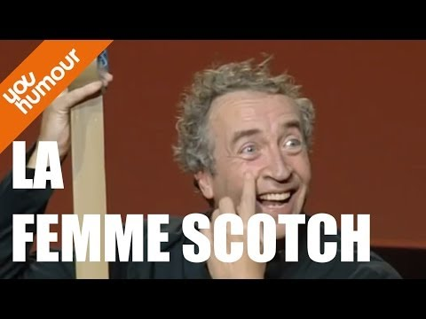 GUSTAVE PARKING - La femme scotch