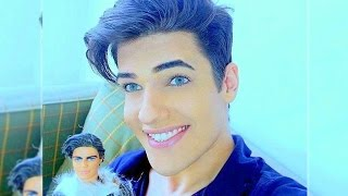 20 Year Old Had Plastic Surgery To Become A Real Life Ken Doll