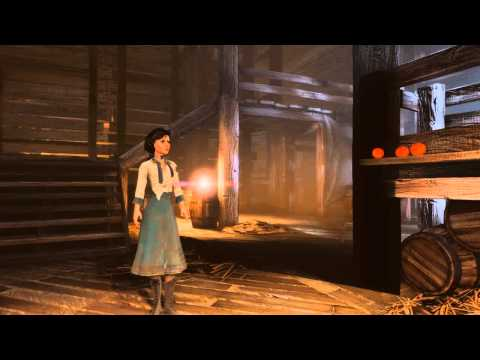 Bioshock Infinite Easter Egg - Elizabeth Sings to Guitar